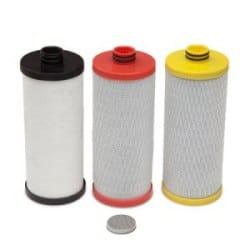 Replacement for: AQ-5300Under Counter Water Filter