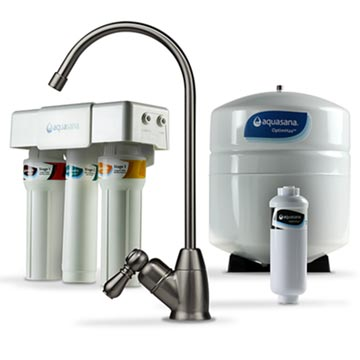 Aquasana Reverse Osmosis with CLARYUM