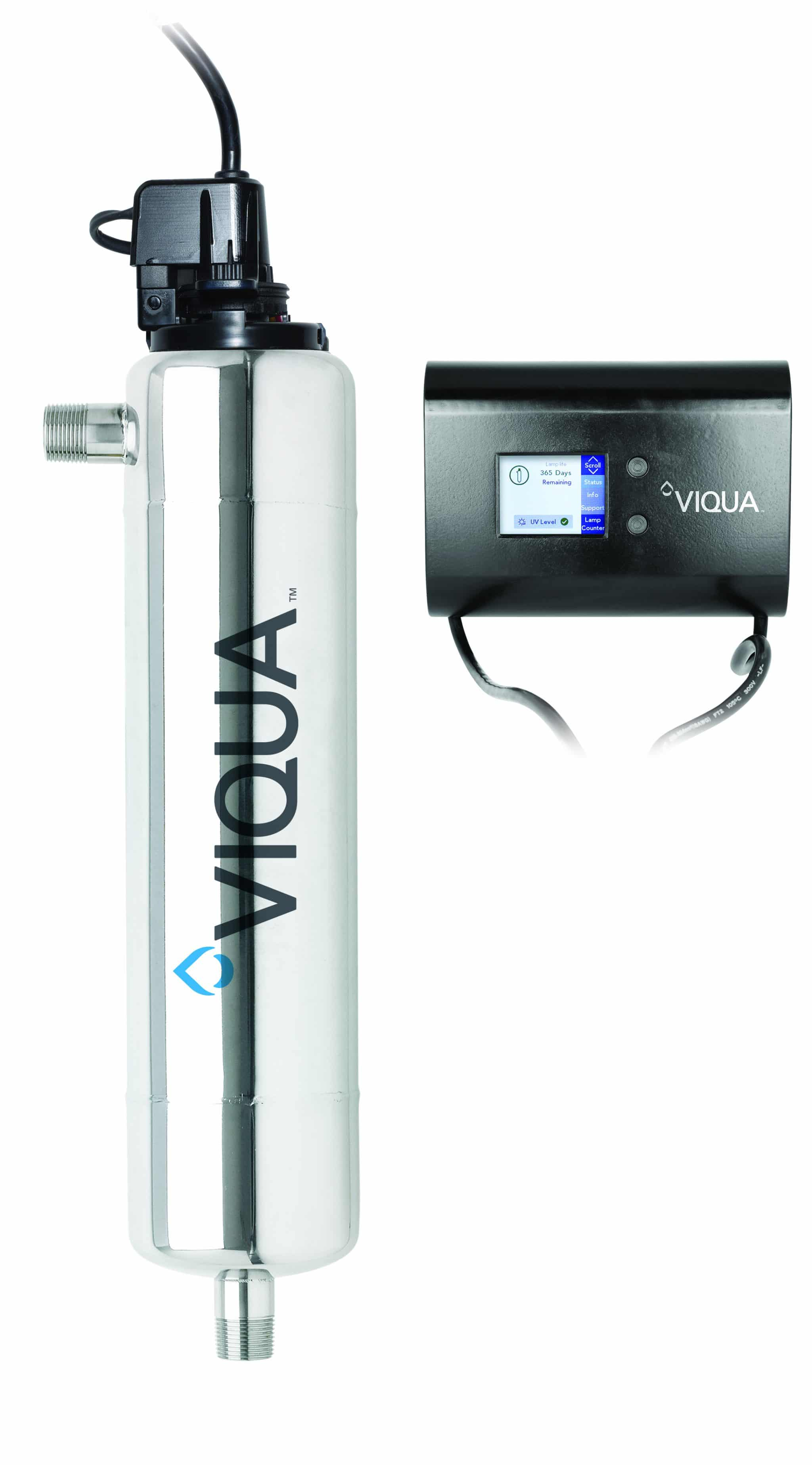 VIQUA UV D4 Premium with LCD